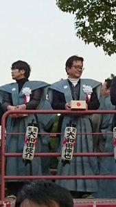 富岡八幡豆まきNO4